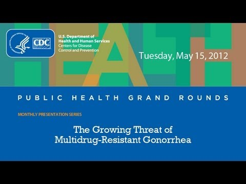 The Growing Threat of Multidrug-Resistant Gonorrhea