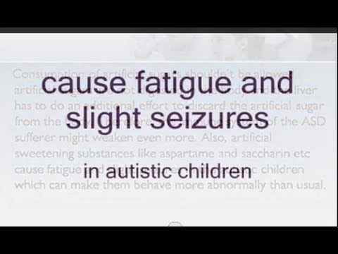 Autism Diet - An Autism Diet Food List