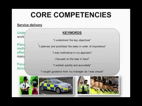 How To Pass The Police Officer Selection Process - New Core Competencies