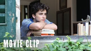 Call Me By Your Name - What Would Be The Harm In That Clip - At Cinemas October 27