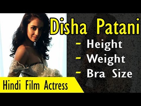 Disha Patani Height and Weight | Measurements | Gyan Junction