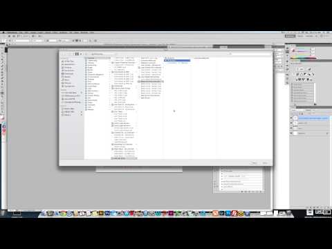 How To Install Photoshop Actions Into CS5 CS6