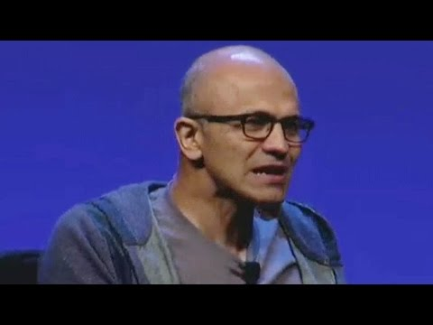 Microsoft CEO apologizes after comment on salary raises for women