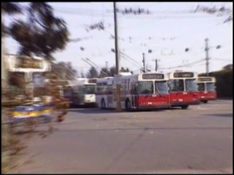 Buses in Vancouver, BC (Volume One)