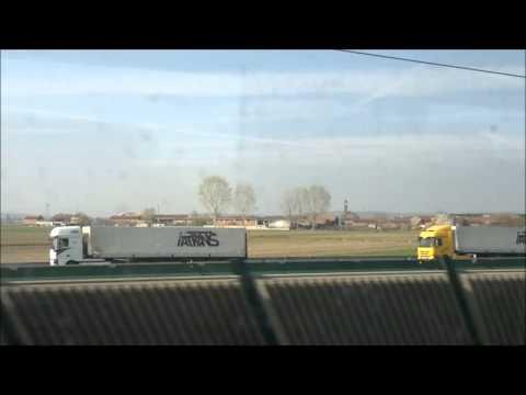 Milano Torino train