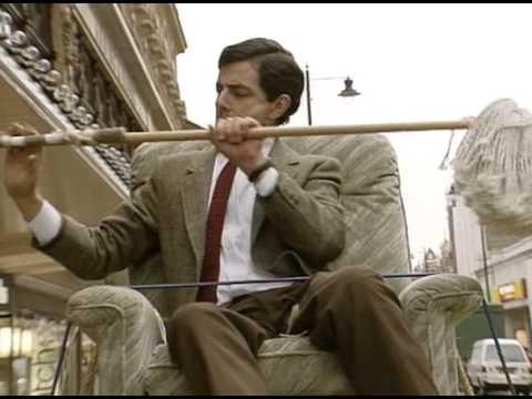 Mister Bean  - Ep 09 - Do It Yourself, Mr Bean - Fai Da Te Mr Bean