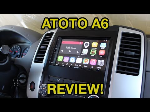 ATOTO A6 Android Headunit Review - PakVim net HD Vdieos Portal