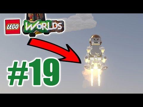 LEGO Worlds Xbox One - JET PACK UNLOCKED [19]