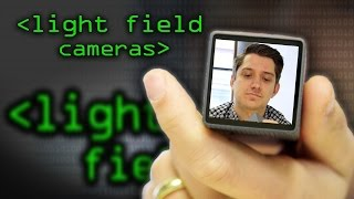 Light-field Camera - Computerphile