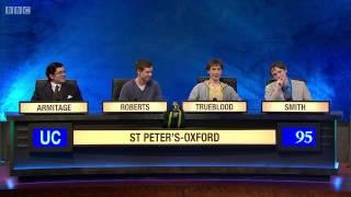 Download University Challenge S44E26 Oxford Brookes vs St Peter's Oxford Video