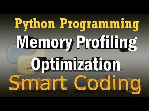 Memory Profiling | Performance Optimization in Python | Memory Profiling in Python