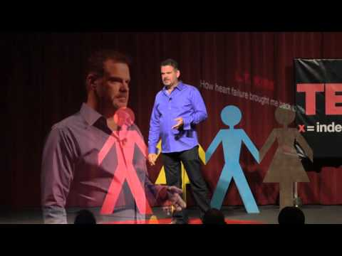 How heart failure brought me back to life | L.T. Kirk | TEDxAntioch