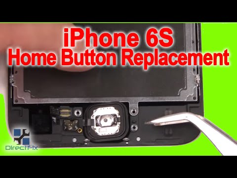 iPhone 6s Home Button Replacement in 3 Minutes