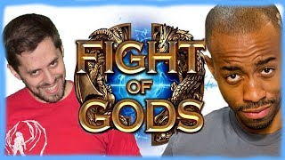 Jesse Cox & Michele Morrow Cast Fight of Gods [BAD E-SPORTS]