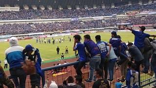 Viking Clap & Anthem Persib Terbaru Biru Dihatiku - Pembukaan Piala Presiden 2018