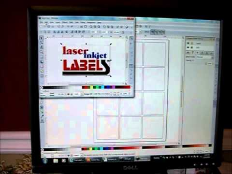 How to print labels using our free label printing software
