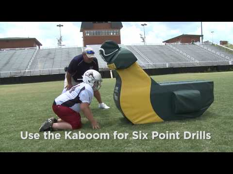 Junior Tackling Sled | Jr. Kaboom Safety Tackler | Rae Crowther Co.