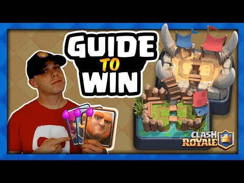 Best Deck Arena 1 & 2 and Attack Strategy | Low Level Strategy & Tips | Clash Royale