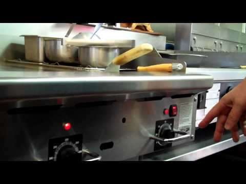 E&A Restaurant Supply Vulcan Rapid Recovery Griddle Review
