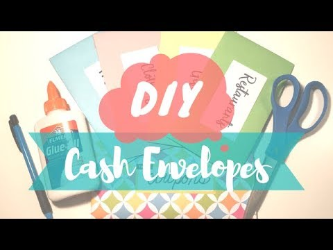 DIY Cash Envelopes
