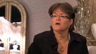 Tema Ensamhet: Marléne har inga vänner - Malou Efter tio (TV4)