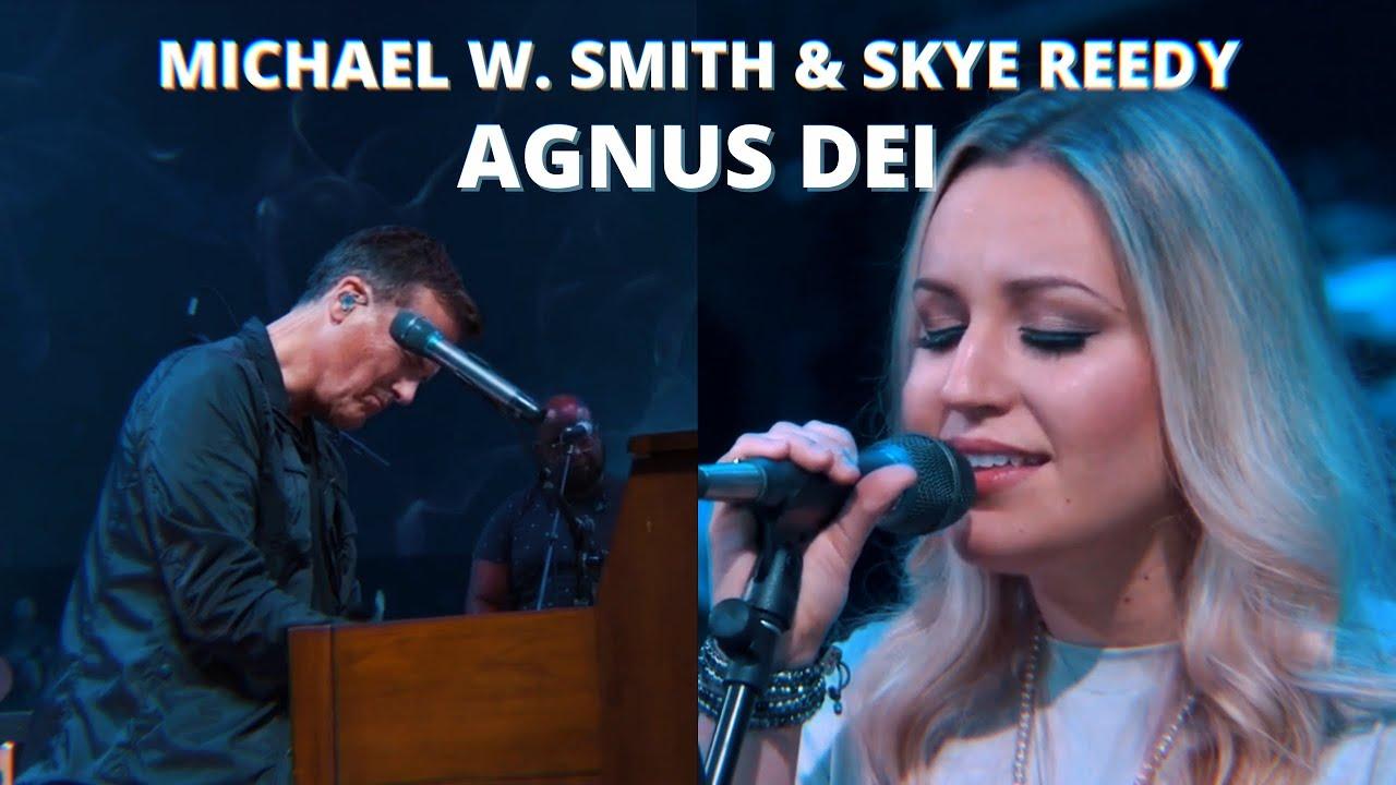 Agnus Dei with Michael W. Smith & Skye Reedy | Surrounded Live at Bridgestone Arena TBN