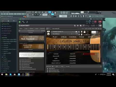 Orange Tree Samples: Evolution Jumbo 12 Review/Demo
