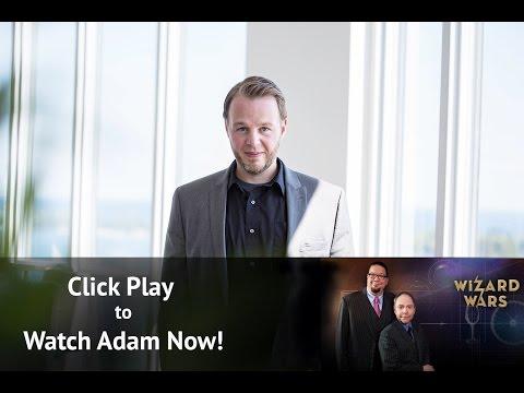 Corporate Magician & Mentalist Adam Wilber.