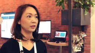FinTech Festival Highlights Day 1 - New Blockchain Technology by BCSIS (subsidiary of OCBC)