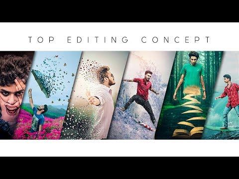 Top 10 Manipulation Editing Concept  #1