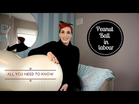 Peanut Ball in Labour - What you need to know!!!