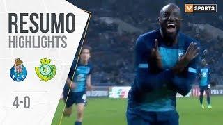 Highlights | Resumo: FC Porto 4-0 Vitória FC (Taça de Portugal 19/20)