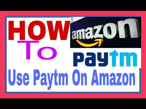 trick to pay On Amazon Using Paytm