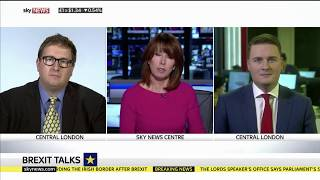 Jonathan Isaby debates Brexit with Labour's Wes Streeting MP on Sky News