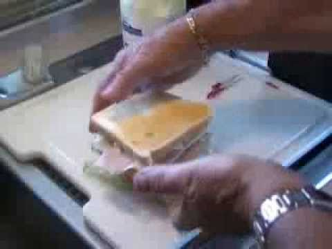 How To Make A Club Sandwich - Chef Remy Cooks!
