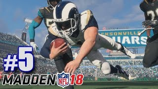 PUT DOWN THE CONTROLLER AND CELEBRATE! | Madden 18 | Career Mode #5