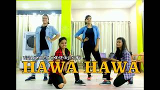 Hawa Hawa Bollywood Dance | Mubarakan | Vipin sharma Choreography | Unique Dance Crew