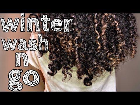 MY WINTER HAIR ROUTINE   Healthy, moisturized hair   Sidne Power