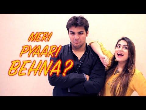 Xxx Mp4 Meri Pyaari Behna Ashish Chanchlani Muskan Chanchlani 3gp Sex