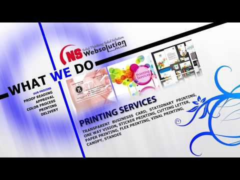 NS Websolution: Website Design and Development Company in india