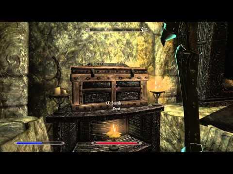 Key for Iron Door in Dustman's Carin - Skyrim