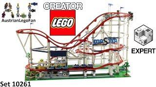 Lego Creator 10261 Roller Coaster Speed Build
