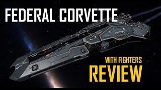 Imperial Cutter vs Federal Corvette PVP | Daikhlo