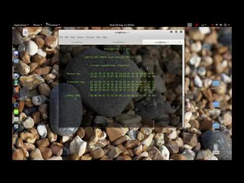 Kali Linux Crack WPA WPA2 password hidden SSID Network