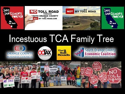 Stop the Corruption at the TCA