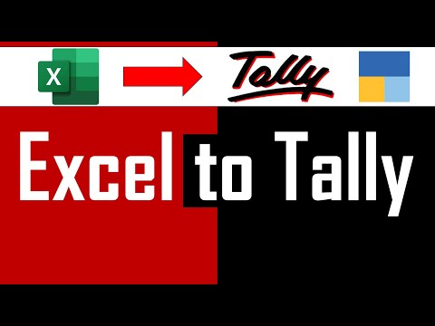 Excel to Tally Multiple Against References Receipt Entry In Tally Addons