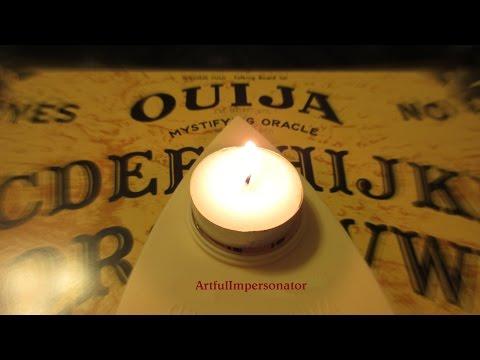 Ouija Board - Ghost Tells Us to Shut Up