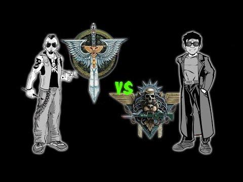 Errant Battles EP 14: Dark Angel vs. Imperial Guard