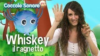 Whiskey il ragnetto - Balliamo con Greta - Canzoni per bambini di Coccole Sonore