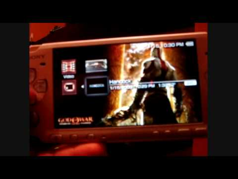 How to put a DIGITAL COPY onto a PSP